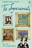 Usborne Publishing USBORNE YOUNG READING LEVEL 3: IMPRESSIONISTS cena od 145 Kč