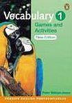 Longman Vocabulary Games and Activities 1 cena od 0 Kč