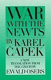 Čapek Karel: War with the Newts cena od 331 Kč