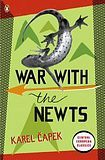 XXL obrazek Čapek Karel: War with the newts