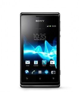 Sony Xperia E cena od 3354 Kč
