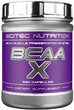 Scitec Nutrition BCAA-X 330 kapslí