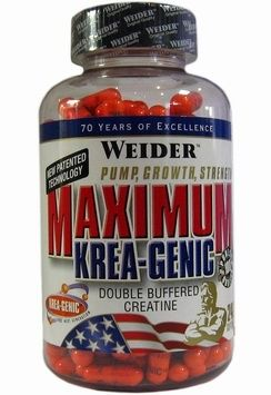 Weider Maximum Krea-Genic 240 kapslí
