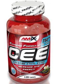 Amix Creatine Ethyl Ester 120 kapslí