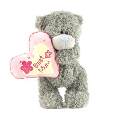 Me to You Medvídek stojící se srdcem Best Mum 19 cm cena od 0 Kč