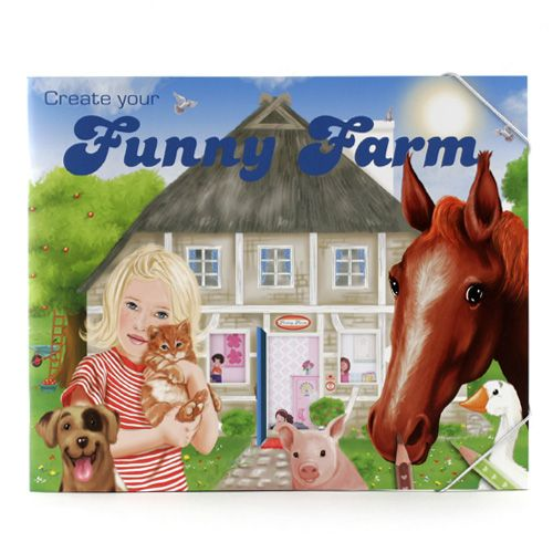 Horses Dreams Create your Funny Farms, Depesche cena od 0 Kč
