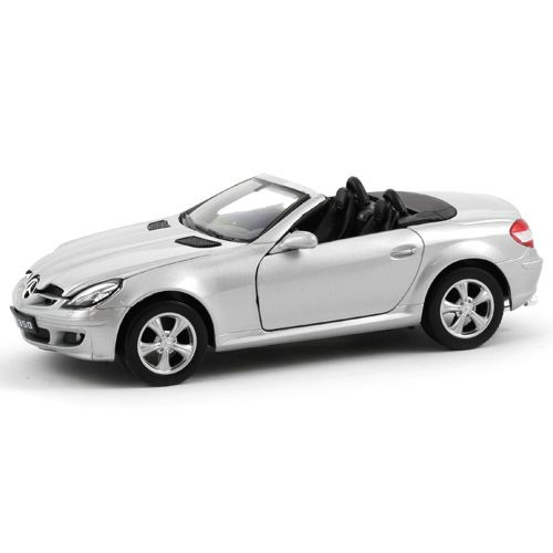 XXL obrazek Welly Mercedes-Benz SLK350 1:24