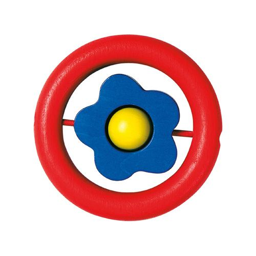 Kroužek do ruky - kytka cena od 60 Kč