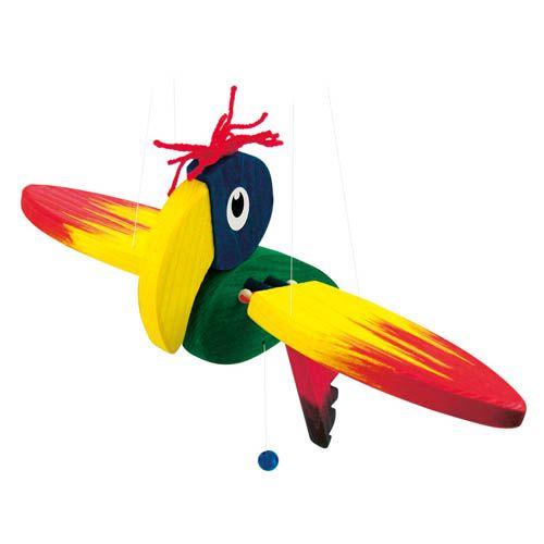 Mertens Papoušek malý