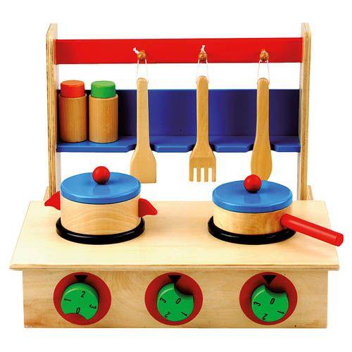 Bino Dětský vařič s příslušenstvím cena od 592 Kč