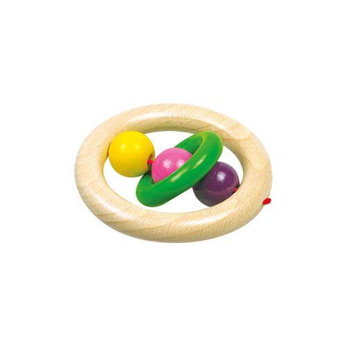 Kroužek do ruky - koule s kroužkem - Tino cena od 73 Kč