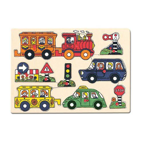 Puzzle na desce - doprava cena od 97 Kč