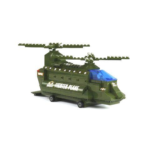 Dromader Stavebnice vrtulník 308 dílků