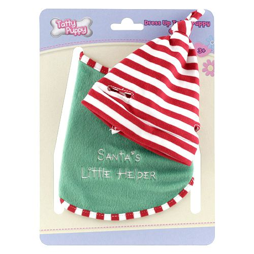 Me to You Outfit pro Tatty Puppy vánoční Elf cena od 0 Kč