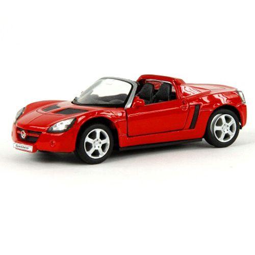 Welly Opel 01 Speedster cena od 0 Kč