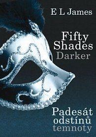 E.L. James: Fifty Shades Darker - Padesát odstínů temnoty cena od 239 Kč