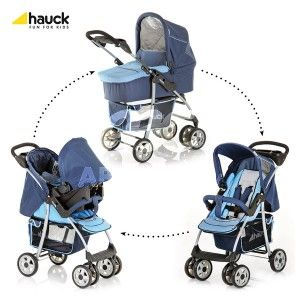 Hauck Shopper Trio Set