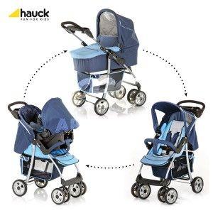 Hauck Shopper Trio Set cena od 5550 Kč