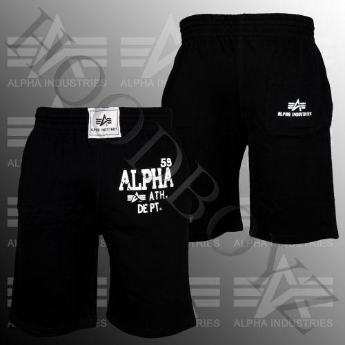Alpha Industries Ath. Dept. Short kraťasy