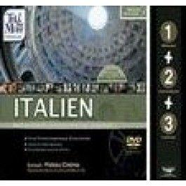 Tell me More Italština verze 8.0 (sada 1–3) – Anglické rozhraní cena od 5242 Kč