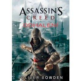 Bowden Oliver: Assassin´s Creed 4 - Odhalení cena od 180 Kč