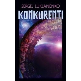 Sergej Lukjaněnko: Konkurenti cena od 182 Kč