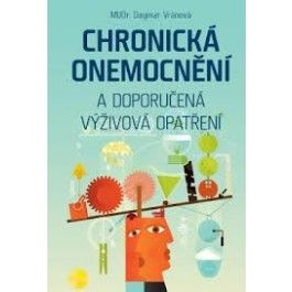 Dagmar Vránová: Chronická onemocnění a doporučená výživová opatření cena od 103 Kč