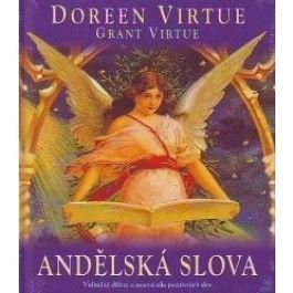 Doreen Virtue: Andělská slova cena od 213 Kč
