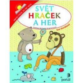 Eva Horáková: Svět hraček a her cena od 154 Kč