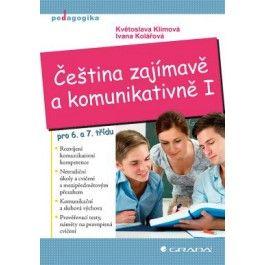 Ivana Kolářová, Květoslava Klímová: Čeština zajímavě a komunikativně I pro 6. a 7. třídu cena od 288 Kč