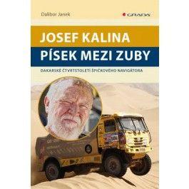 Josef Kalina: Písek mezi zuby cena od 327 Kč