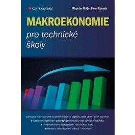 Miroslav Máče: Makroekonomie pro technické školy cena od 193 Kč