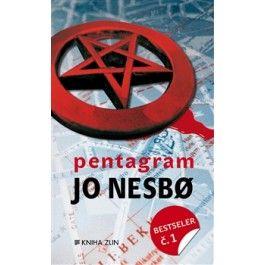 Jo Nesbo: Pentagram cena od 175 Kč