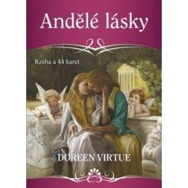 Doreen Virtue: Andělé lásky cena od 229 Kč
