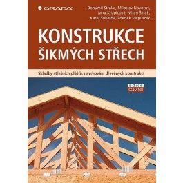 Bohumil Straka, Miloslav Novotný: Konstrukce šikmých střech cena od 297 Kč