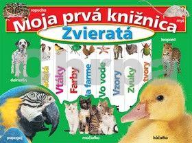 SLOVART Moja prvá knižnica Zvieratá cena od 231 Kč