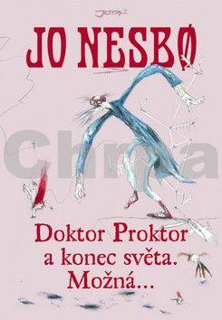 Jo Nesbo: Doktor Proktor a konec světa, možná cena od 228 Kč