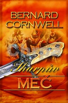 Bernard Cornwell: Sharpův meč cena od 99 Kč