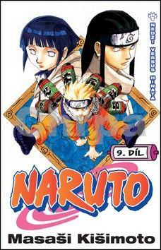 Kišimota Masaši: Naruto 9 - Nedži versus Hinata cena od 123 Kč