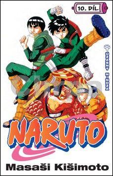 Kišimato Masaši: Naruto 10 - Úžasný nindža cena od 122 Kč