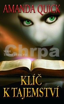 Quick Amanda: Klíč k tajemství (Série Temné dědictví) cena od 197 Kč