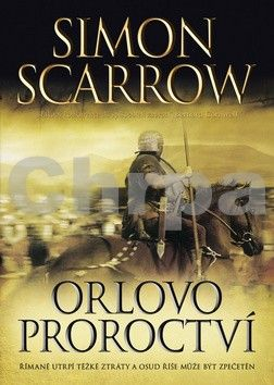 Simon Scarrow: Orlovo proroctví cena od 196 Kč