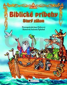 FRAGMENT Biblické príbehy Starý zákon cena od 152 Kč