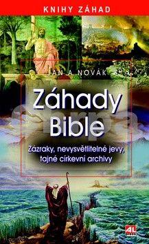Jan A. Novák: Záhady bible cena od 119 Kč
