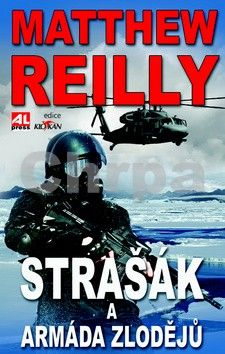 Reilly Matthew: Strašák a armáda zlodějů cena od 173 Kč