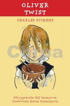 Charles Dickens, Gill Tavner: Oliver Twist cena od 89 Kč
