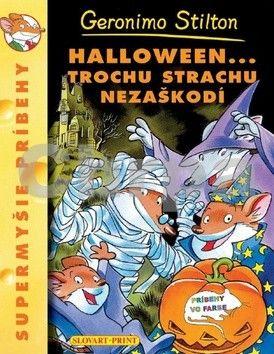 Slovart Print Halloween... Trochu strachu nezaškodí cena od 83 Kč