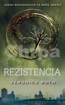Veronica Roth: Rezistencia cena od 280 Kč