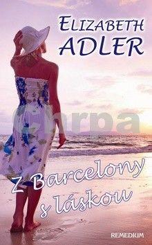Elizabeth Adler: Z Barcelony s láskou cena od 284 Kč