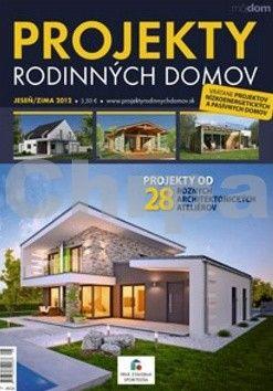 Jaga group Projekty rodinných domov jeseň/zima 2012 cena od 76 Kč